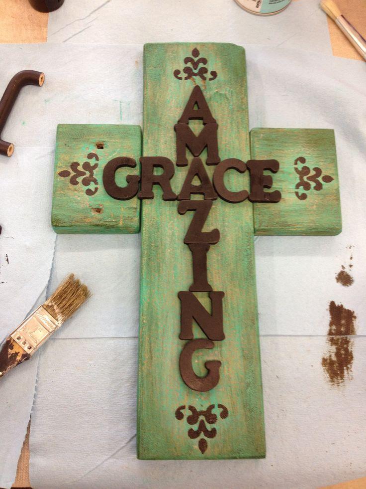 beautiful amazing grace cross