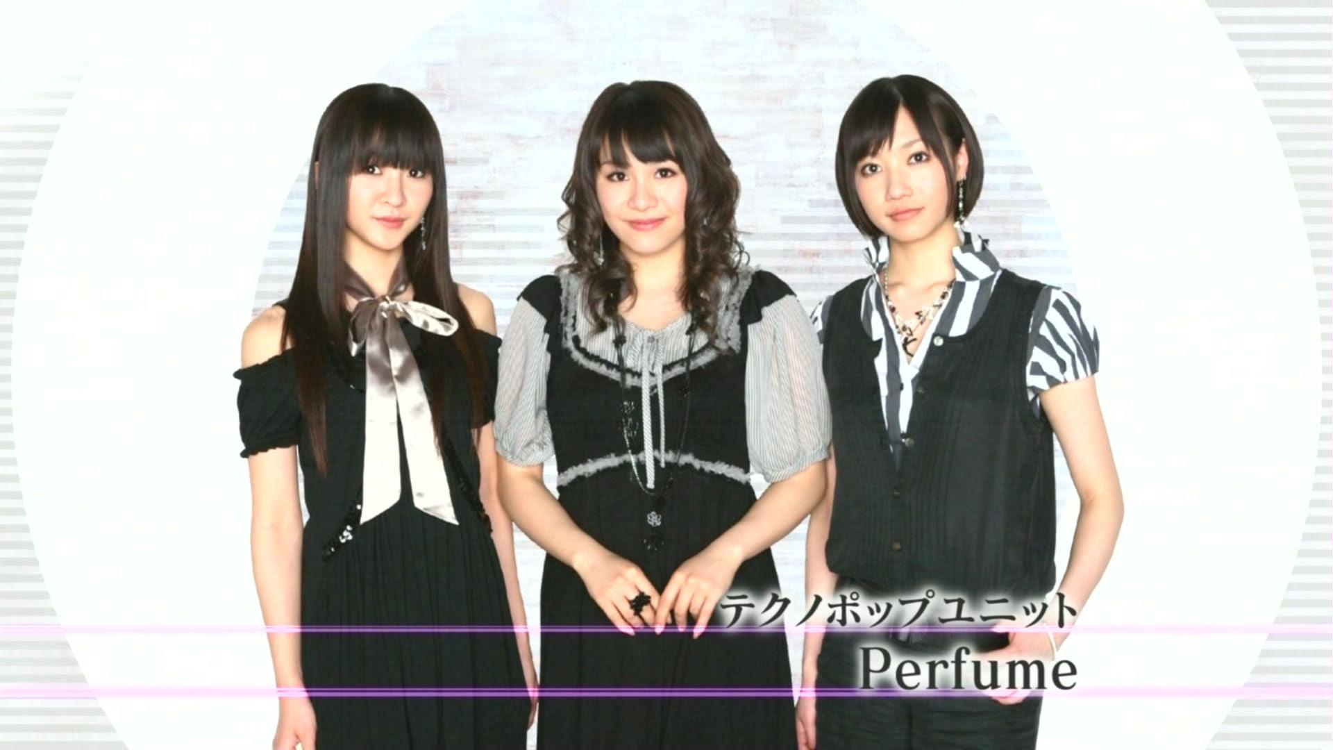新しい Perfume 壁紙 19x1080 さかななみ