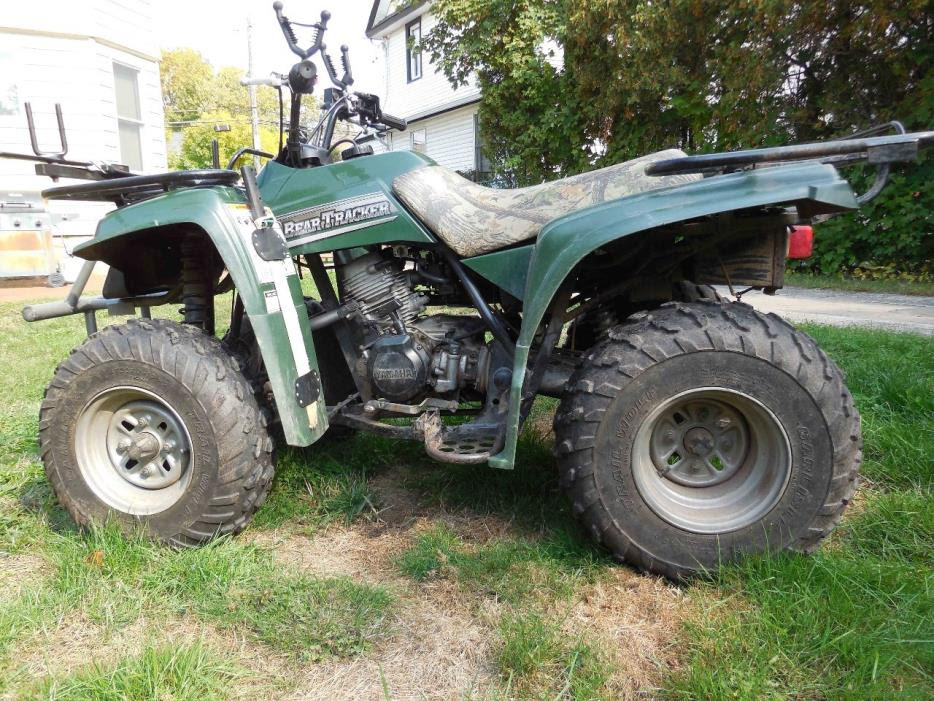 2002 Yamaha Bear Tracker 1000 For Sale Or Trade Old Ads
