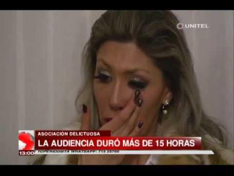 VIDEO: DIEZ AÑOS DE CÁRCEL PARA GABRIELA ZAPATA POR ASOCIACIÓN DELICTUOSA