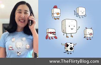tofu-master-of-disguise-t-shirt