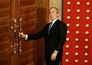 And what's behind Door Number 2?  Why it's endless deficits and perpetual war.  And it's all yours!