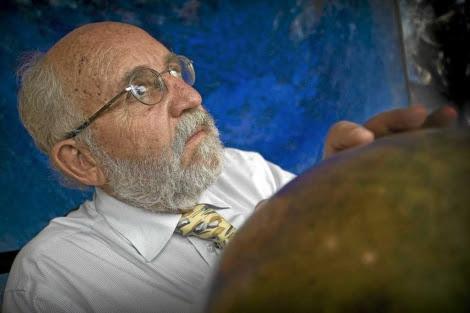 El astrónomo Michel Mayor. | Alberto Di Lolli