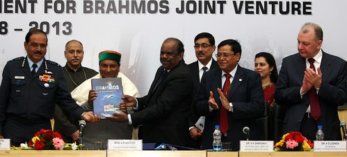 15 TH YEAR OF PARTNERSHIP BETWEEN INDIAN & RUSSIA FOR BRAHMOS by Chindits