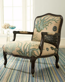 "French Laundry Home ""La Jolla"" Chair"