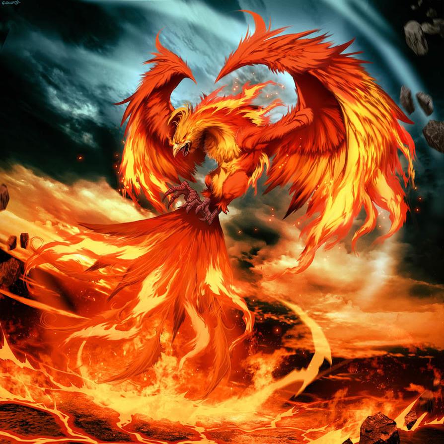 85+ Gambar Animasi Elang Api Kekinian
