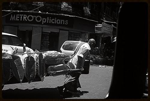 The Bhaiyya Dies A Million Times On The Streets Of Mumbai by firoze shakir photographerno1