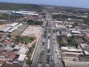 brt corredor norte-sul (Foto: Reprodução/ TV Globo)