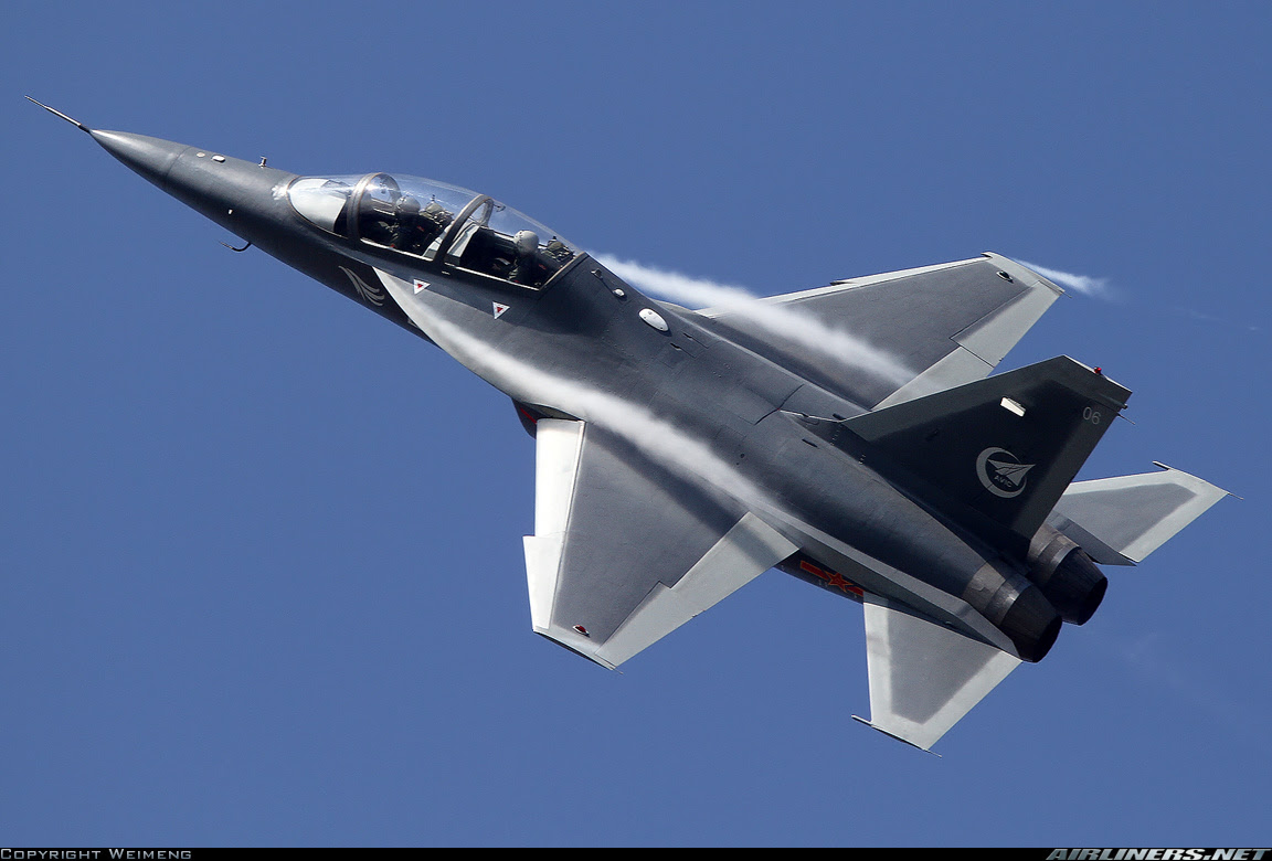 Hongdu L-15 Falcon aircraft picture