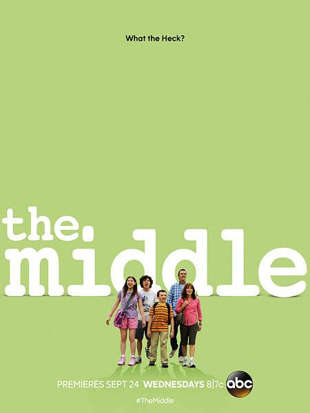 Resultado de imagem para The Middle posters