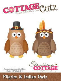 http://www.scrappingcottage.com/cottagecutzpilgrimandindianowls.aspx