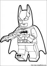 Disegni Di Lego Batman Da Colorare