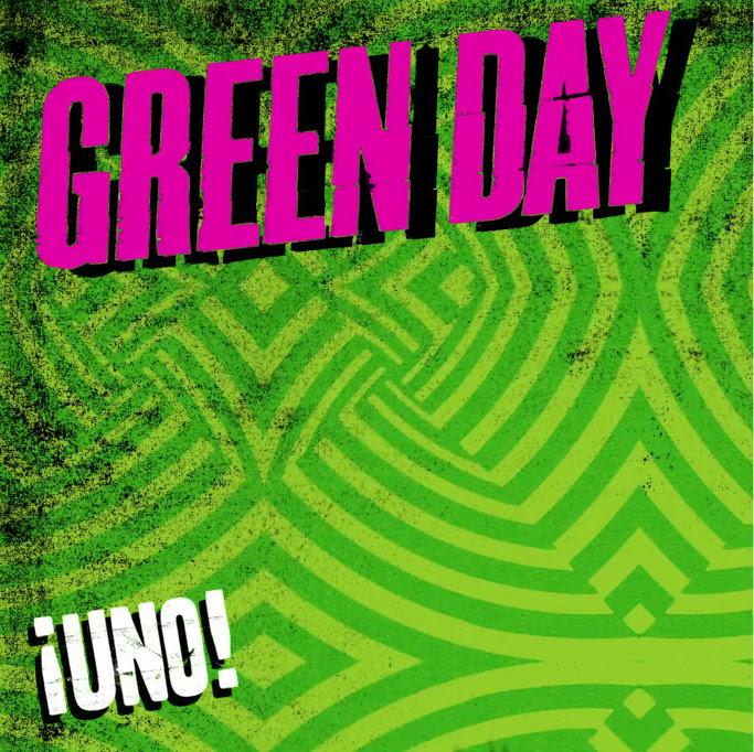 Gallery Green Day Uno Logo