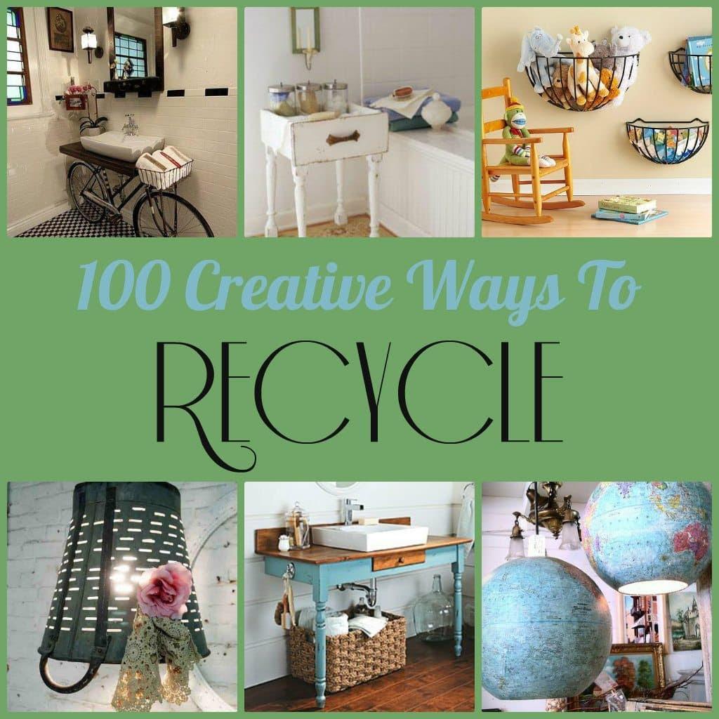 Repurposed Furniture Ideas - DIYInspired.