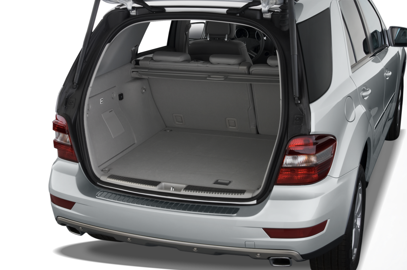2010 Mercedes-Benz M-Class Reviews and Rating | Motor Trend