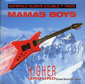 MAMA'S BOYS higher ground