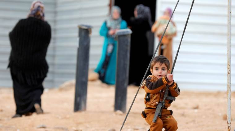 The pain of Syrian refugees: Parents try to forget as children cling to lost past