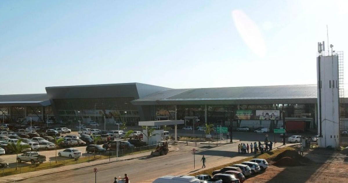 Cinco aeroportos de MT serão concedidos a iniciativa privada