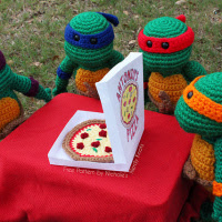 TMNT_Amigurumi-party-1