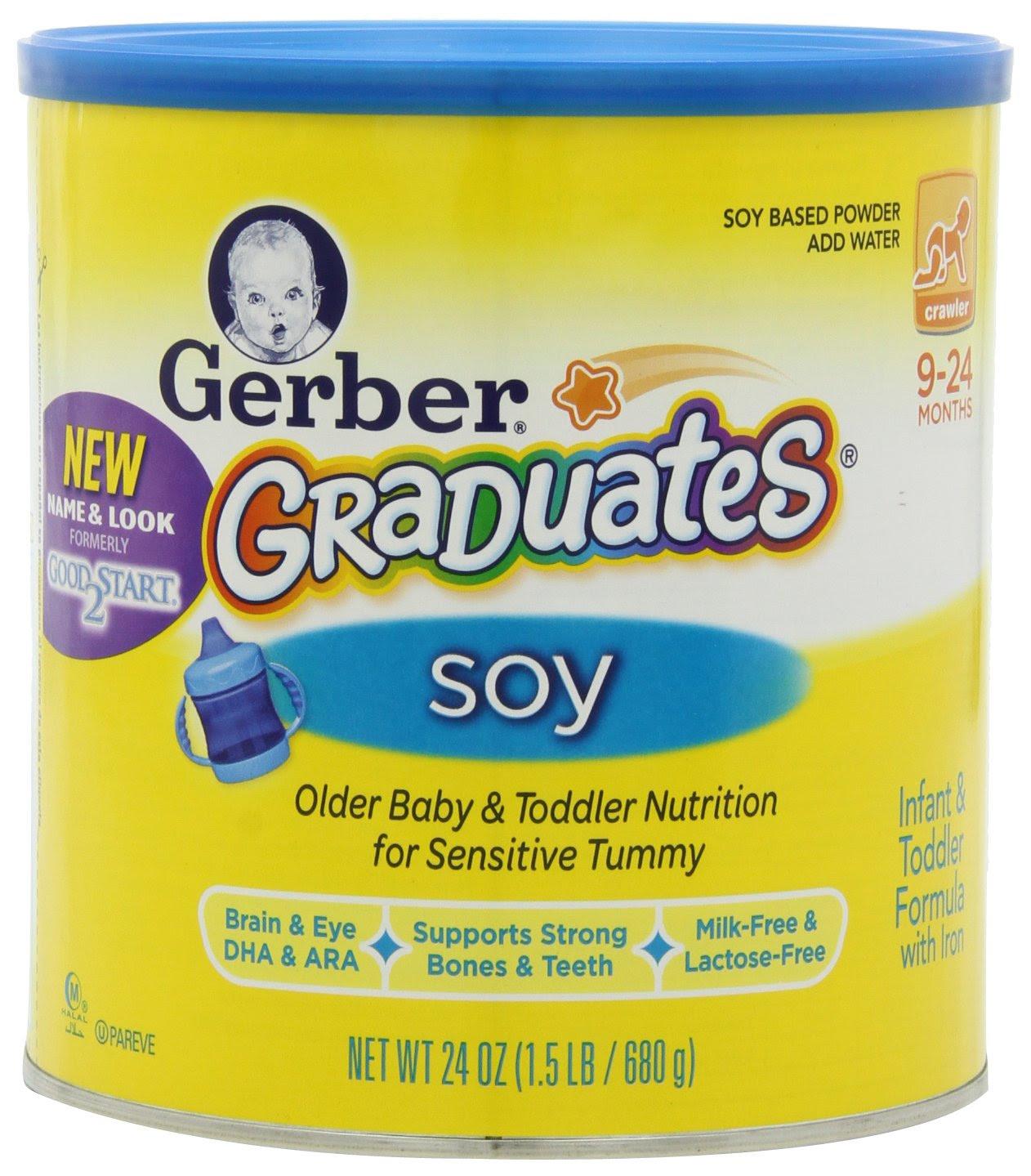 Gerber Good Start Gentle Gerber Good Start Ready To Feed