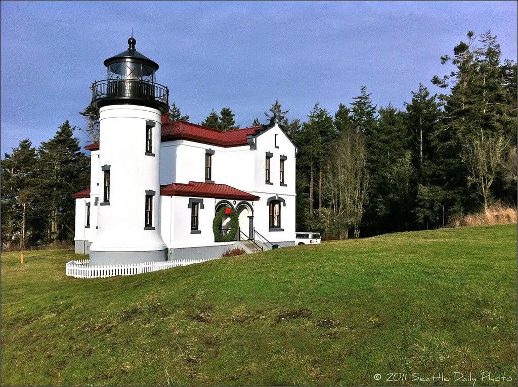 Admiralty Head Light House