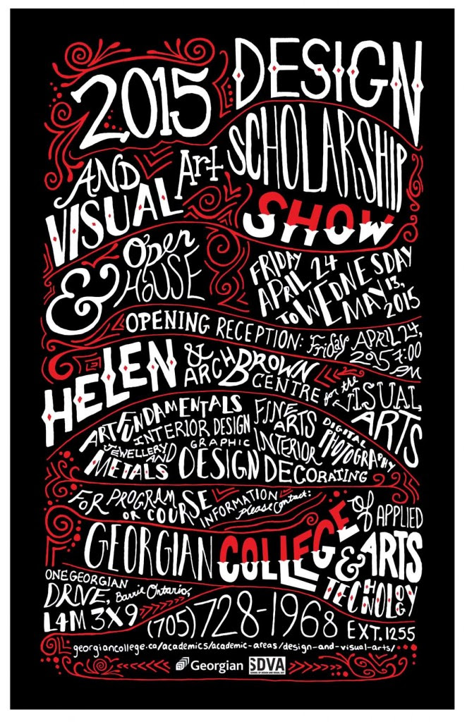 You're invited to the Design and Visual Art Scholarship ...
