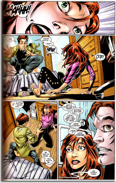 Ultimate Spider-Man #13 page 8