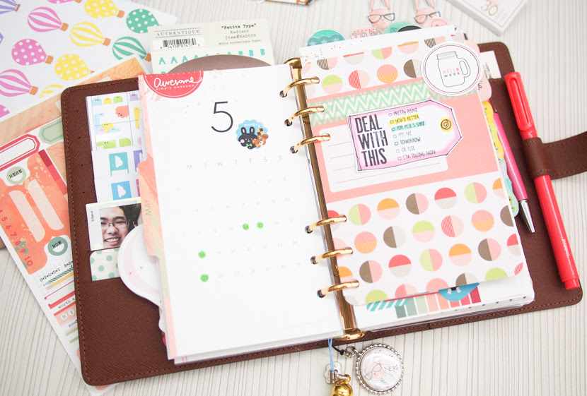 Stretch Your Daisy Day Planner Pages   Cocoa Daisy