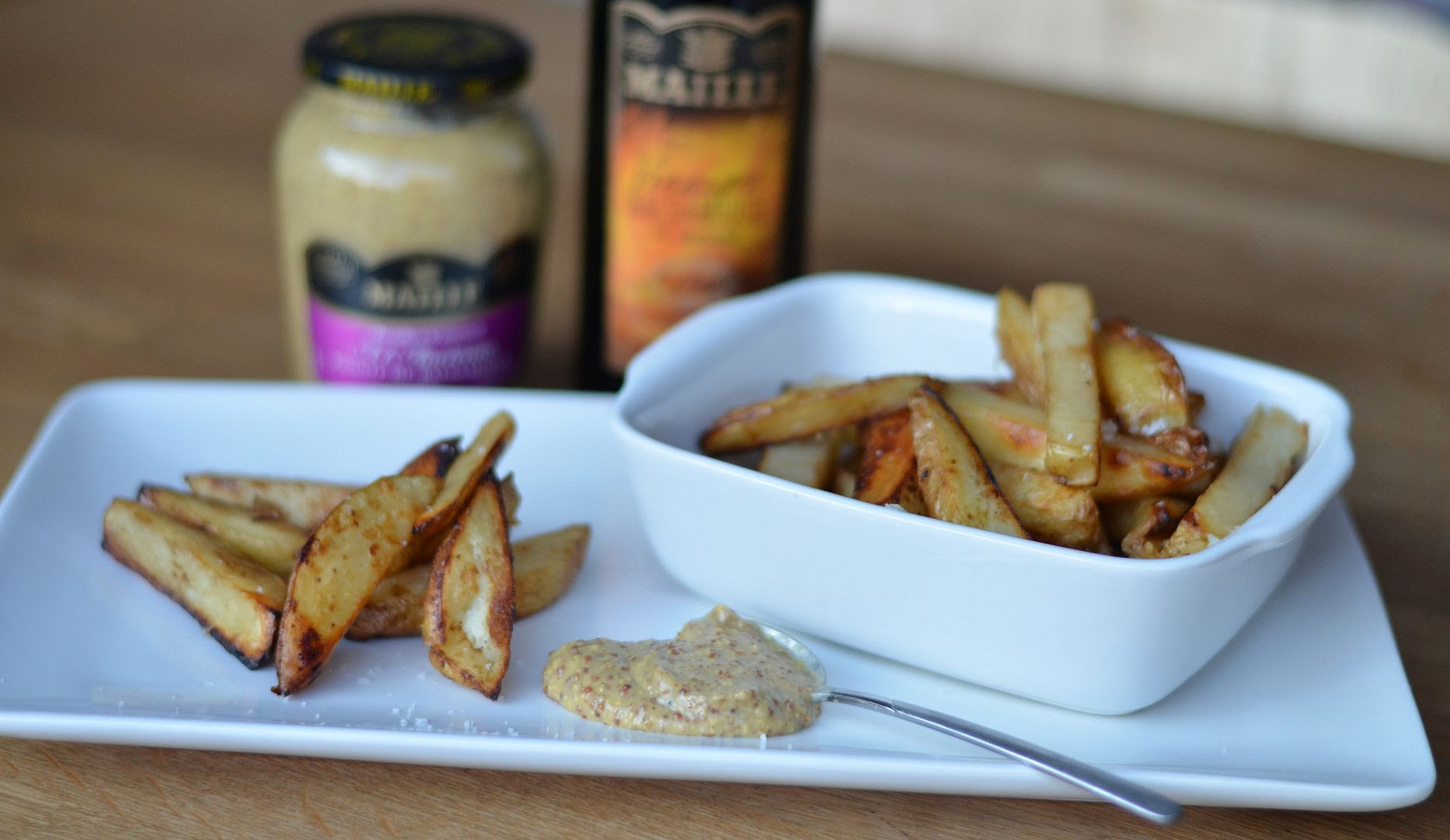 Oven Baked Sea Salt & Balsamic Vinegar Chips