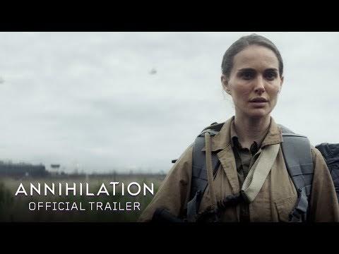 Site viral de Annihilation revela clipe secreto da Natalie Portman