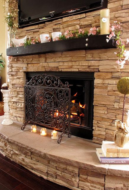 Fireplace designs 23