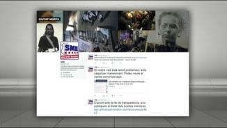 """Els """"hackers"""" han penjat fotos d'Ester Quintana al compte de Twitter del sindicat"""