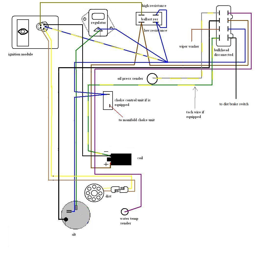 70 Gto Dash Wiring Diagram