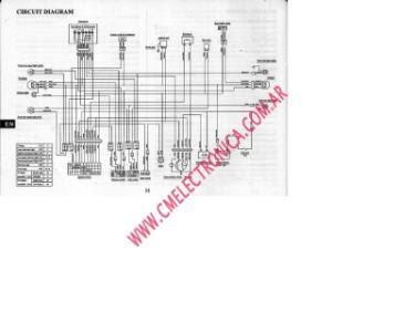 Suzuki Quad Wiring Diagram