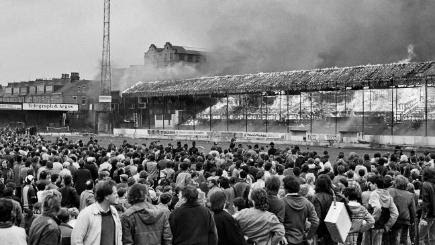 May 11, 1985: Triumph turns to tragedy as football fans ...