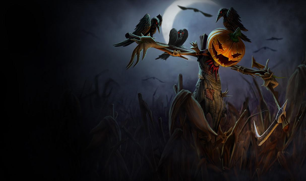 Fiddlesticks League Of Legends Wallpapers