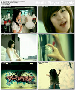 Girls Generations,SNSD,in to the new world
