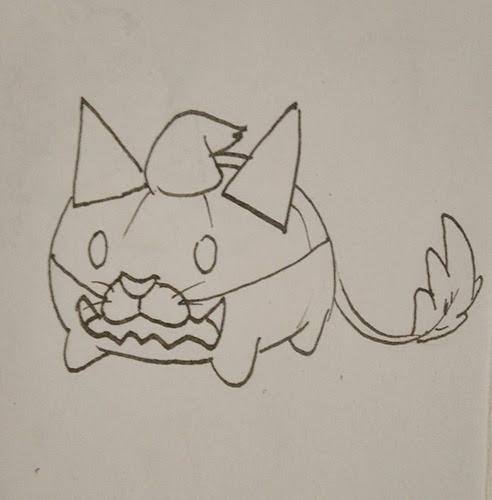 day 1:pumpkins / black cats     @lapidot-week