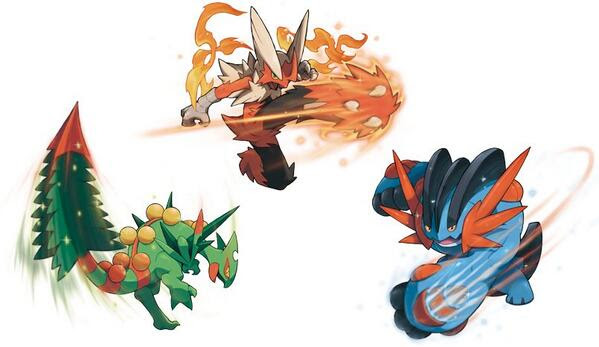 All Pokemon Mega Evolutions Omega Ruby images