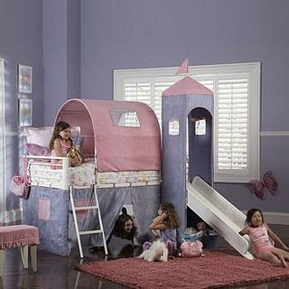 Home Decor Trends, Tips and Decorating Ideas Blog: Princess Castle ...