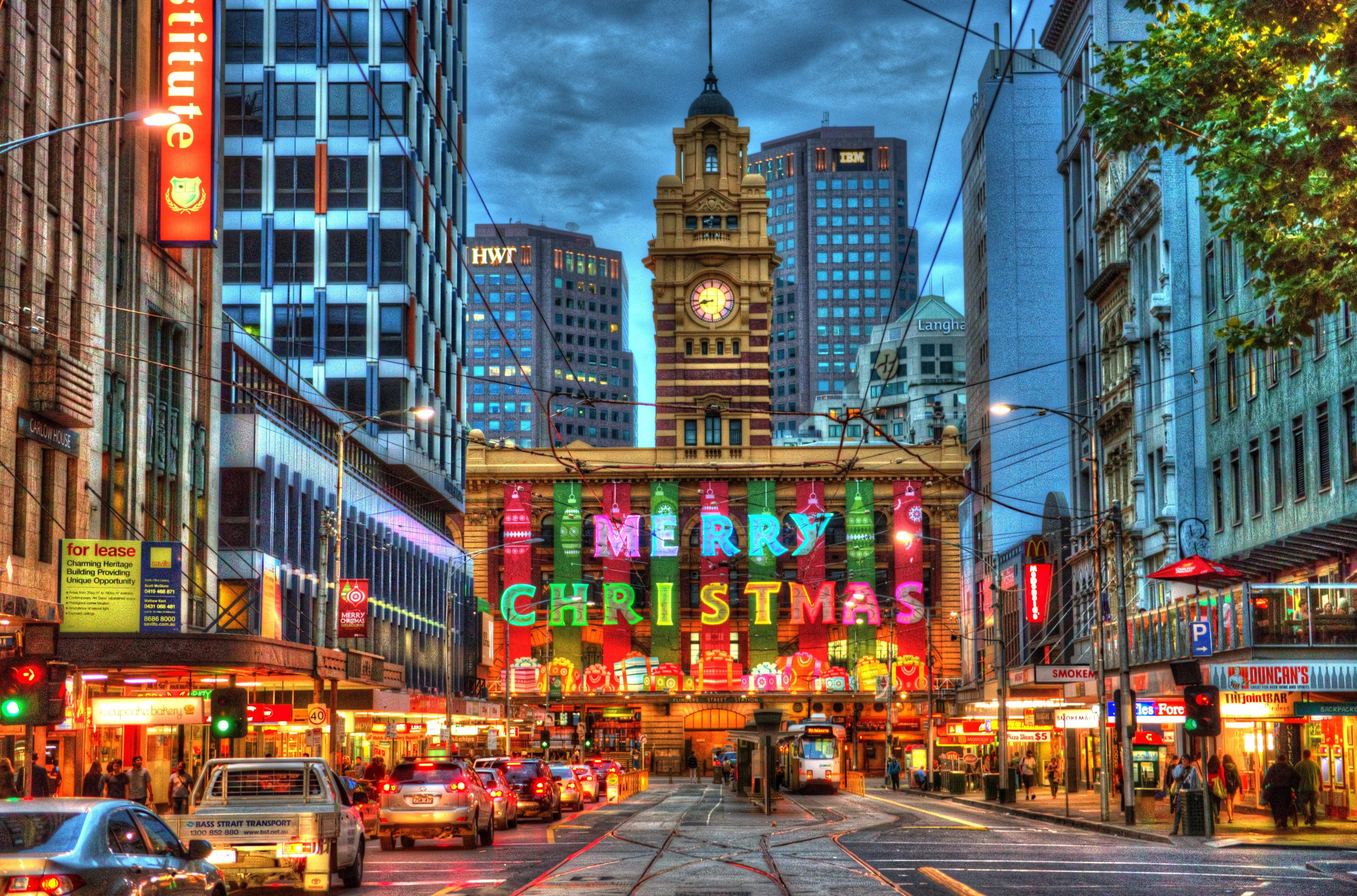 Christmas Decoration Melbourne | Christmas Ideas
