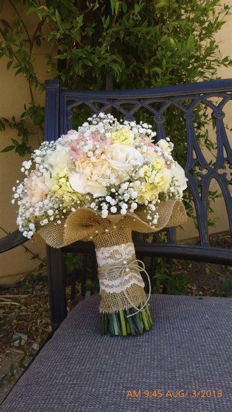 14 best images about Burlap and Lace Bouquet Wraps on