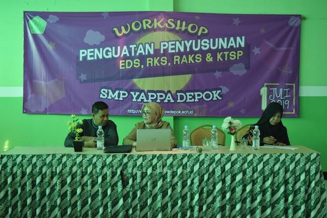 Workshop Penguatan Penyusunan EDS, RKS, RAKS dan KTSP