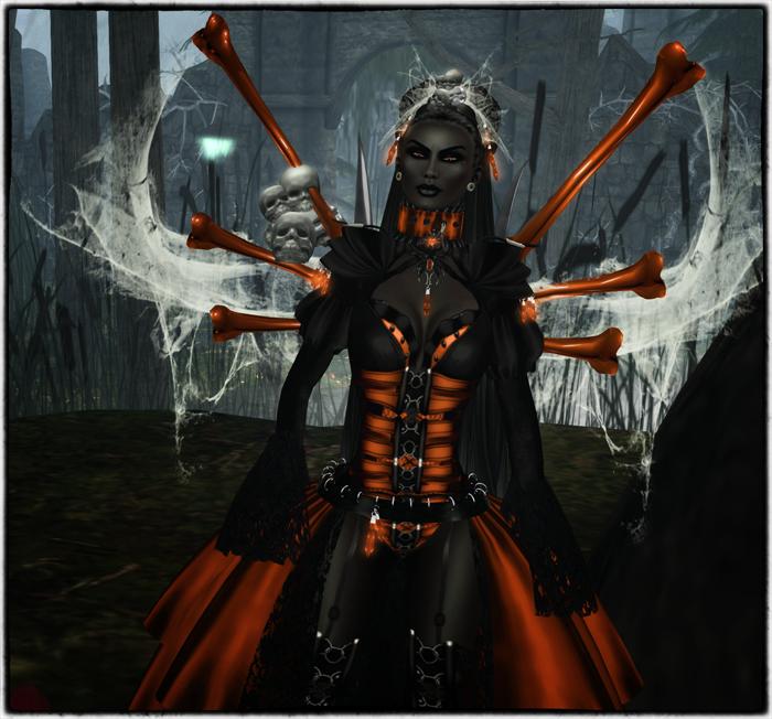 Dark Halloween 1-1