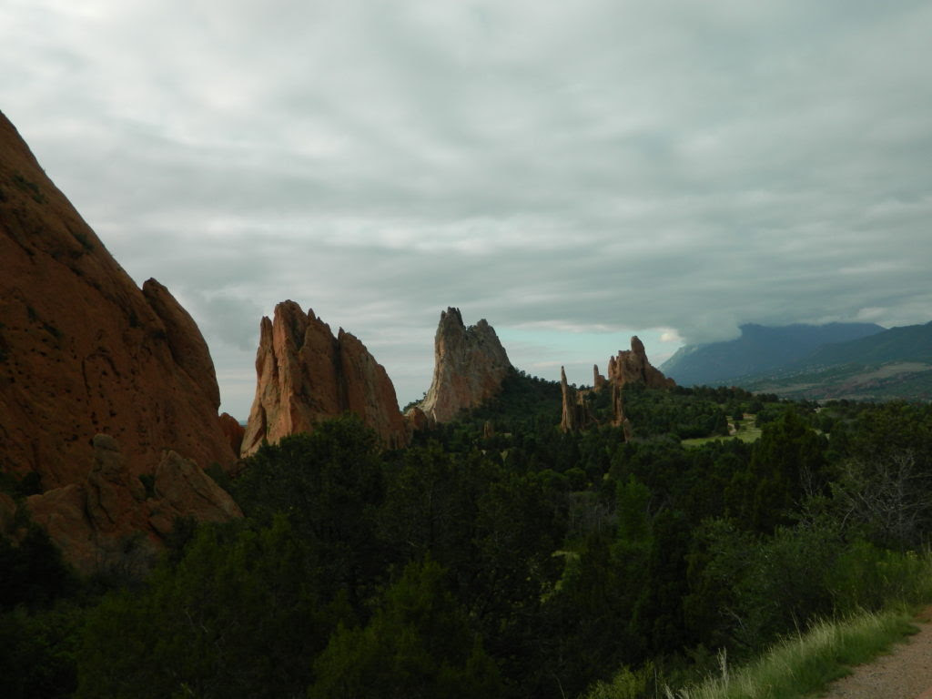 Images From Garden Of The Gods Colorado Springs Signal Hill Musings