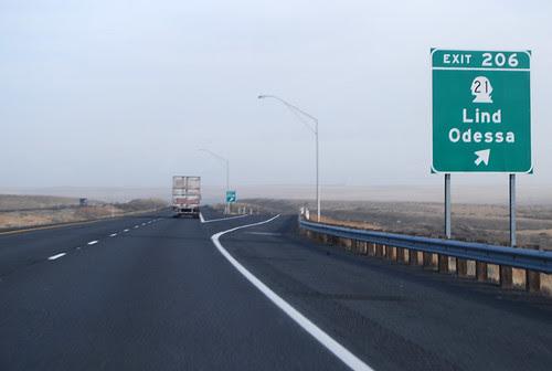 I-90 @ SR 21