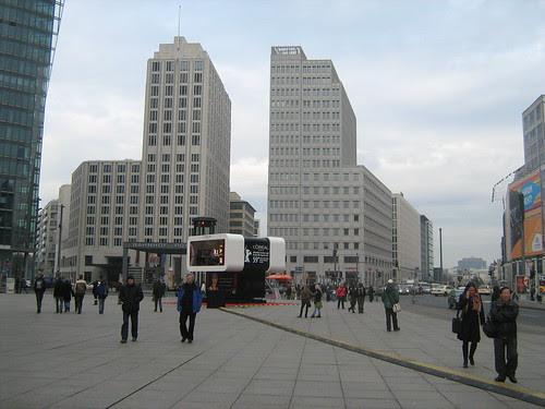Buildings of Berlin