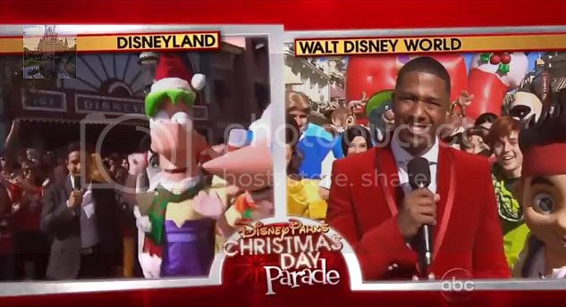 2012 disney parks christmas day parade full show - Disney Christmas Day Parade