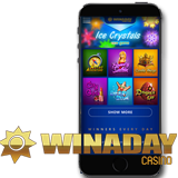 WinADay Mobile has an Improved Real Money Mobile Slots Interface Coming Soon but its Games are Already Ideal for Smartphones and Tablets