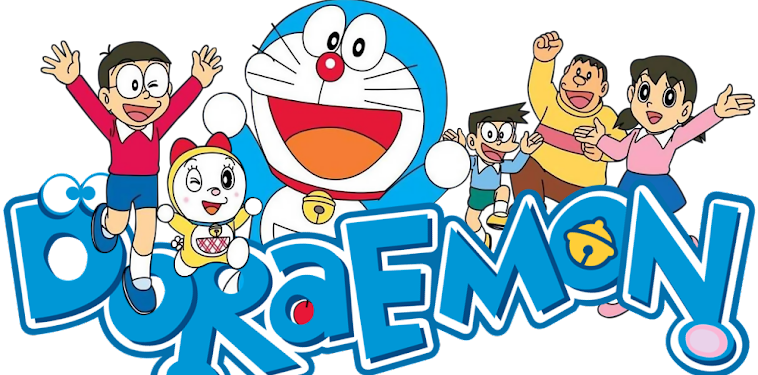 Transparent Doraemon Logo Png
